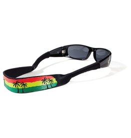 Croakies Rasta Screen Print