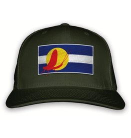Rep Your Water Colorado Mayfly Hat
