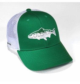 Rep Your Water Colorado Mountains Hat