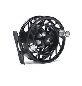 Hatch Finatic 3 Plus Reel (Black)
