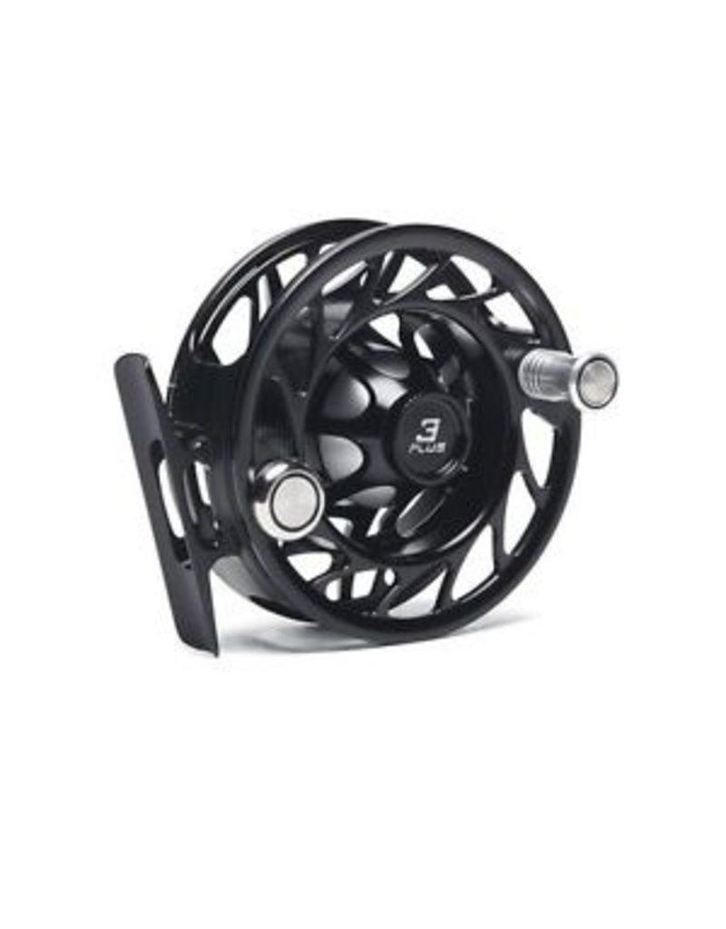 Hatch Finatic 3 Plus Reel (Black)