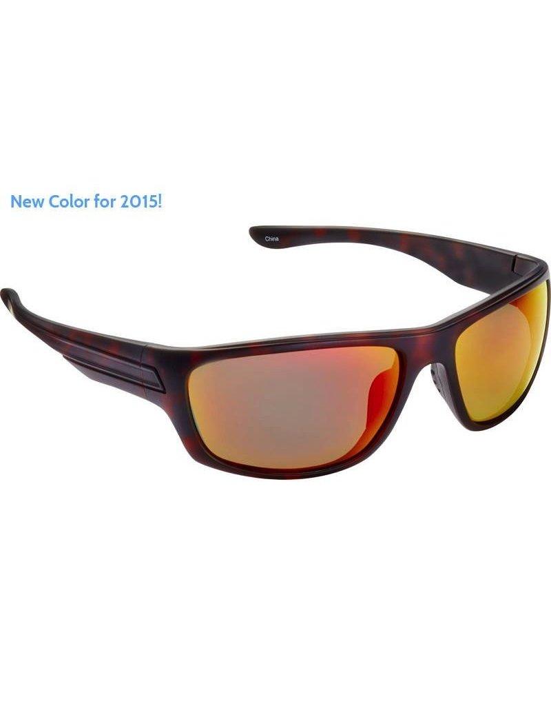 Fisherman Eyewear Striper Matte Tort/Brn