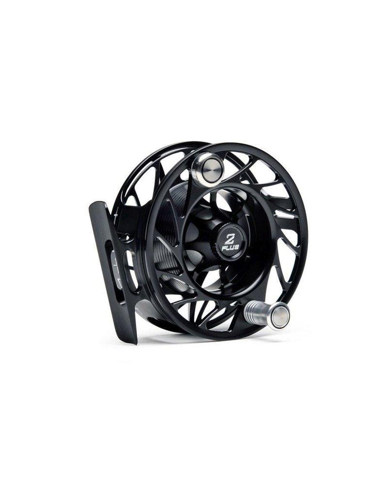 Hatch Finatic 2 Plus Reel (Black)