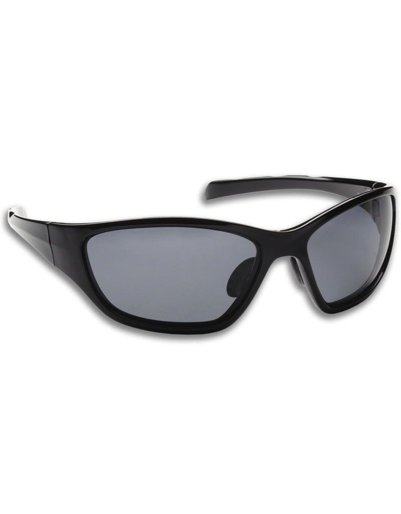 Wave Black Frame Grey Polarized lens