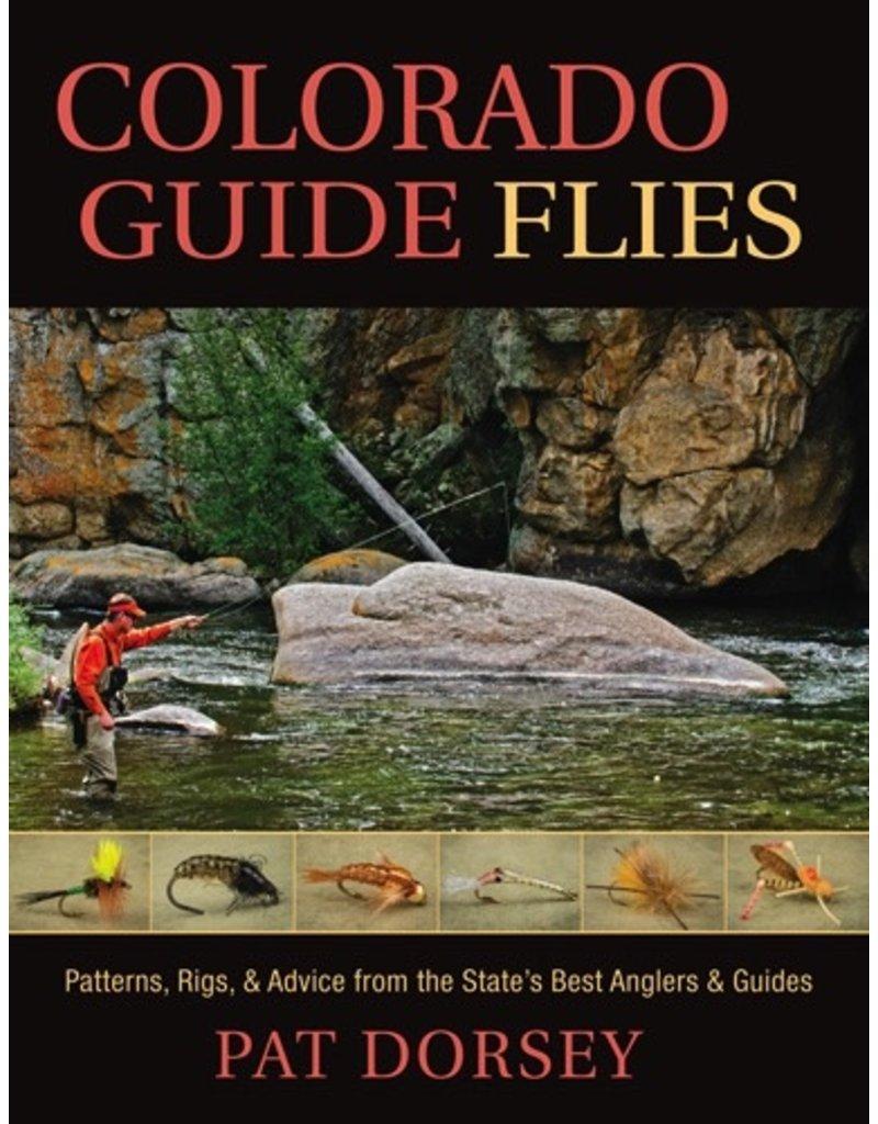 Colorado Guide Flies by Pat Dorsey