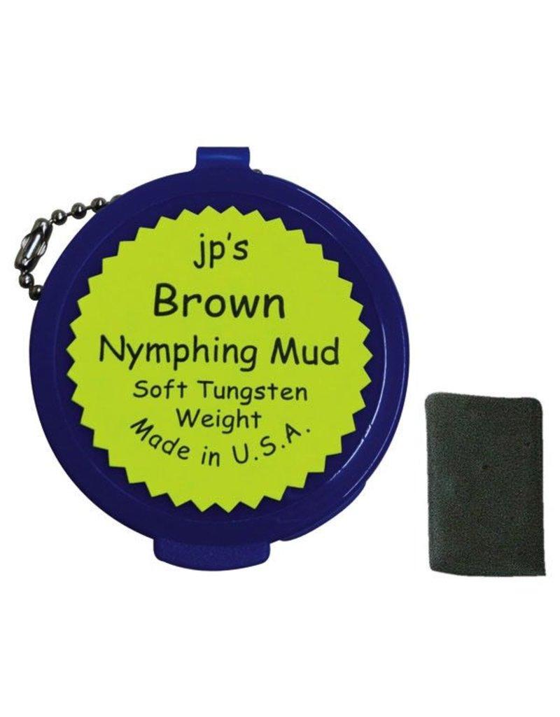 JP's Nymphing Mud Gray