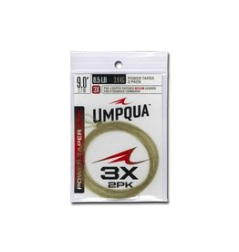 Umpqua Power Taper Leaders...2 Pack
