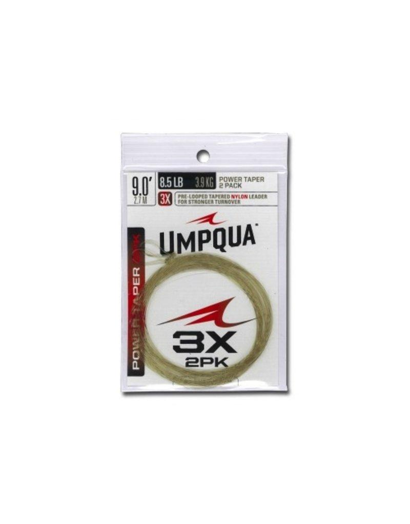 Umpqua Power Taper Leaders...2 Pack