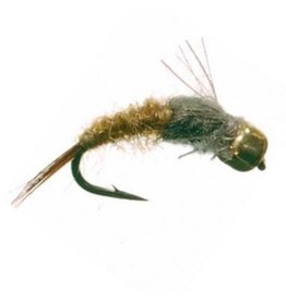 Barr's Emerger, Tungsten, (3 Pack)