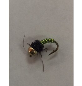 Metallic Caddis Larva (3 Pack)