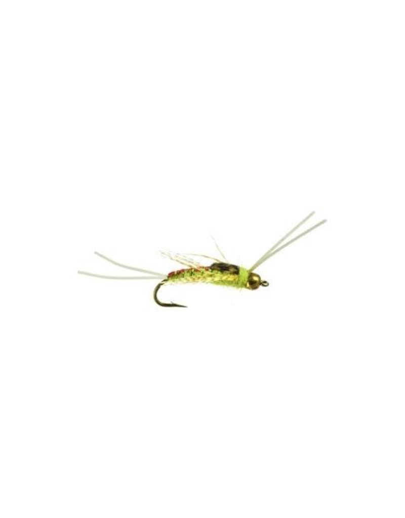 Little Yellow Stone Nymph (3 Pack)