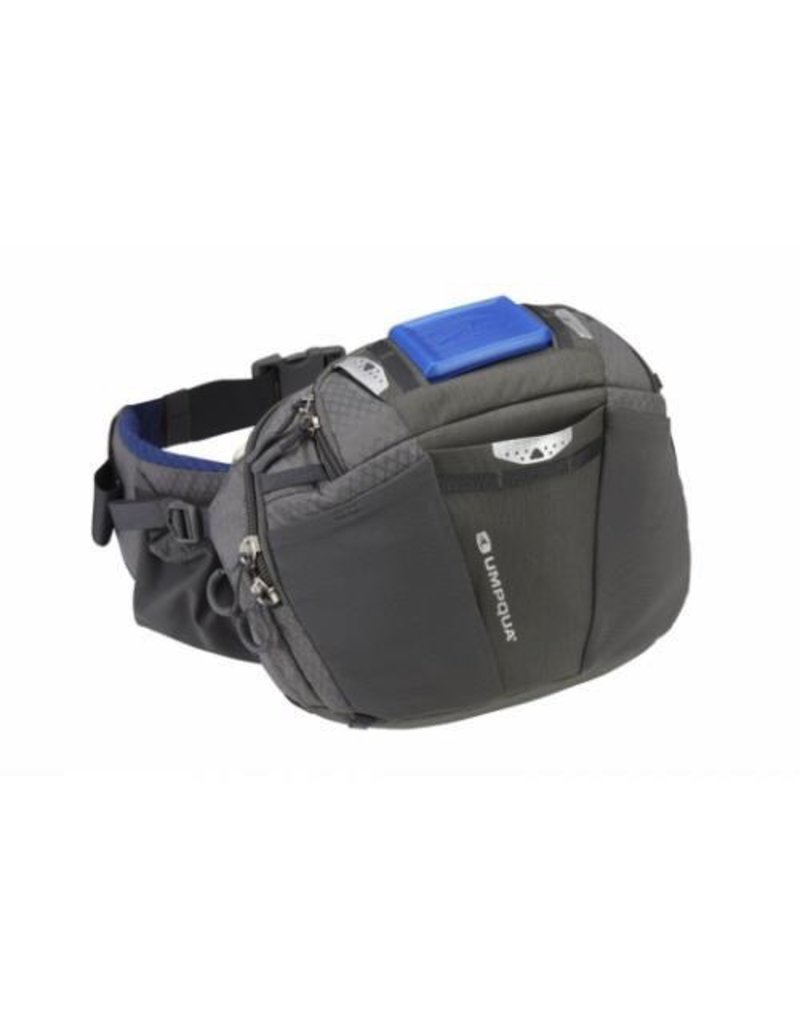 Umpqua Ledges 500 ZS Waist Pack Granite