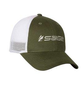 Sage Mesh Back Cap