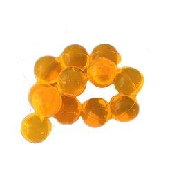 Otter's Soft Egg Material Tangerine Opaque 6mm