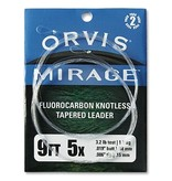 Orvis Mirage Fluorocarbon Leaders (2 Pack)