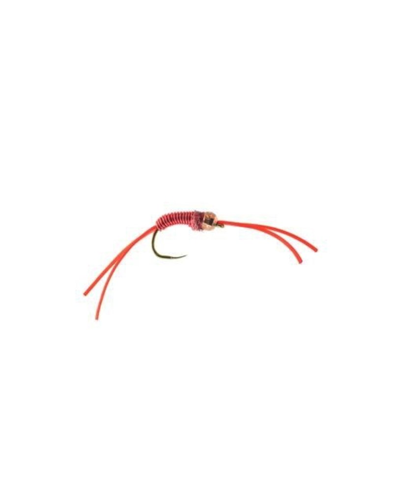 Heavy Metal Worm Red (3 Pack)