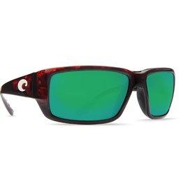 Costa Fantail 580P Tortoise Green Mirror