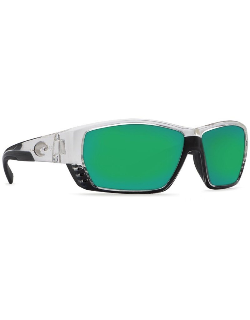 Costa Tuna Alley 580P Crystal Green Mirror