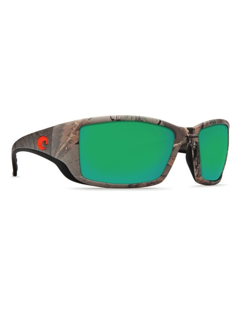 Costa Flackfin 580G Realtree Xtra Camo Green Mirror