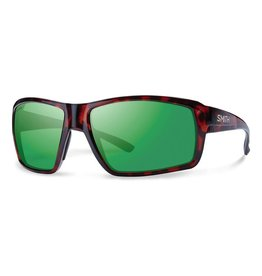 Smith Colson Tort/Polarized Green Mirror Techlite Glass