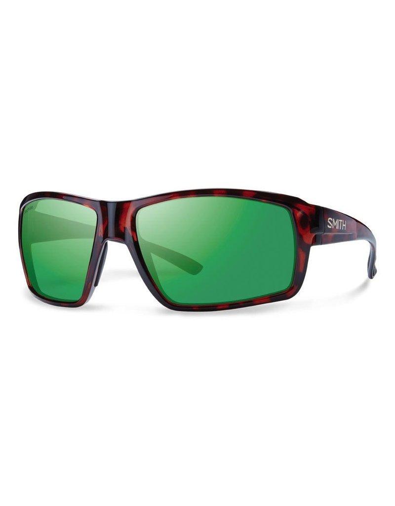 Smith Colson Tort/Polarized Green Mirror Techlite Glass