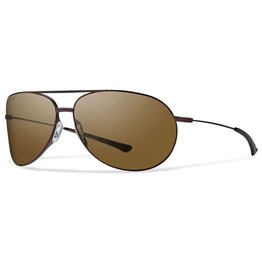 Smith Rockford Matte Brown Polarized Brown