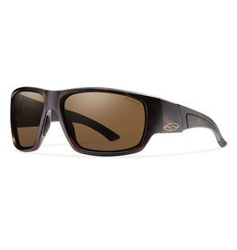 Smith Dragstrip Matte Tortoise Polarized Brown TLT