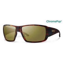 Smith Guide's Choice Matte Havana Polarized Bronze Mirror ChromaPop