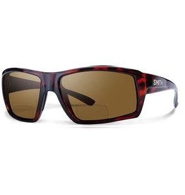 Smith Challis Bifocal Tortoise Polarized Brown + 2.50