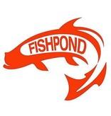 Fishpond Rollin King Sticker