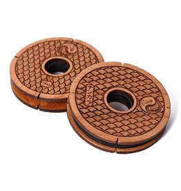 Zen Small Wooden Line Spool
