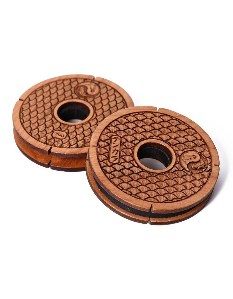 Zen Small Wooden Line Spool