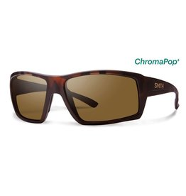 Smith Challis Matte Tortoise, Polarized Brown ChromaPop