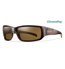 Smith Prospect Woodgrain Polarized Brown