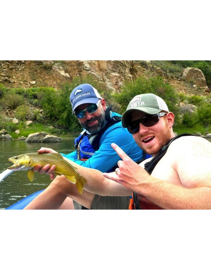 Arkansas River Half Day Float Fishing Trip