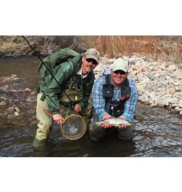Full Day Backcountry Tenkara Trip
