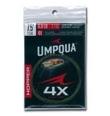 Umpqua Hopper Tapered Leader 7 1/2 ft 4X