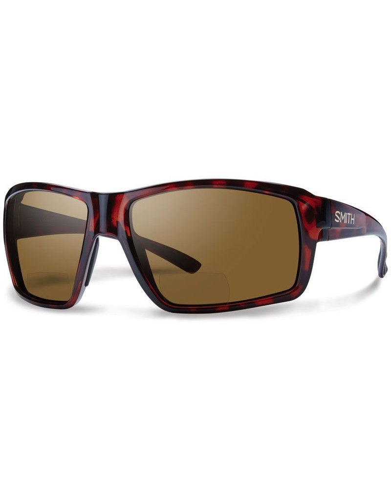 Smith Colson Bifocal 2.5 Tortise with Polarized Brown