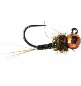 Euro Jig Nymph Brown/Yellow (3 Pack)