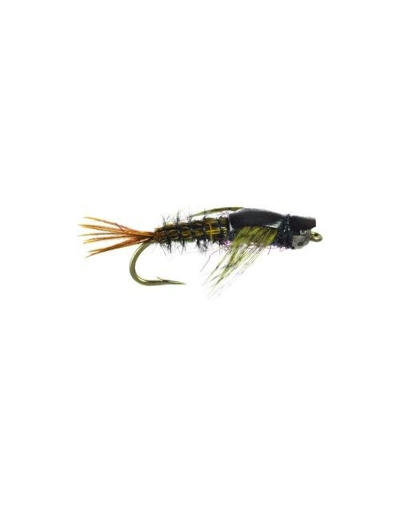 Green Drake Nymph, Jason Yeager, (3Pack) 10
