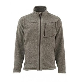 Simms Rivershed Sweater Full Zip