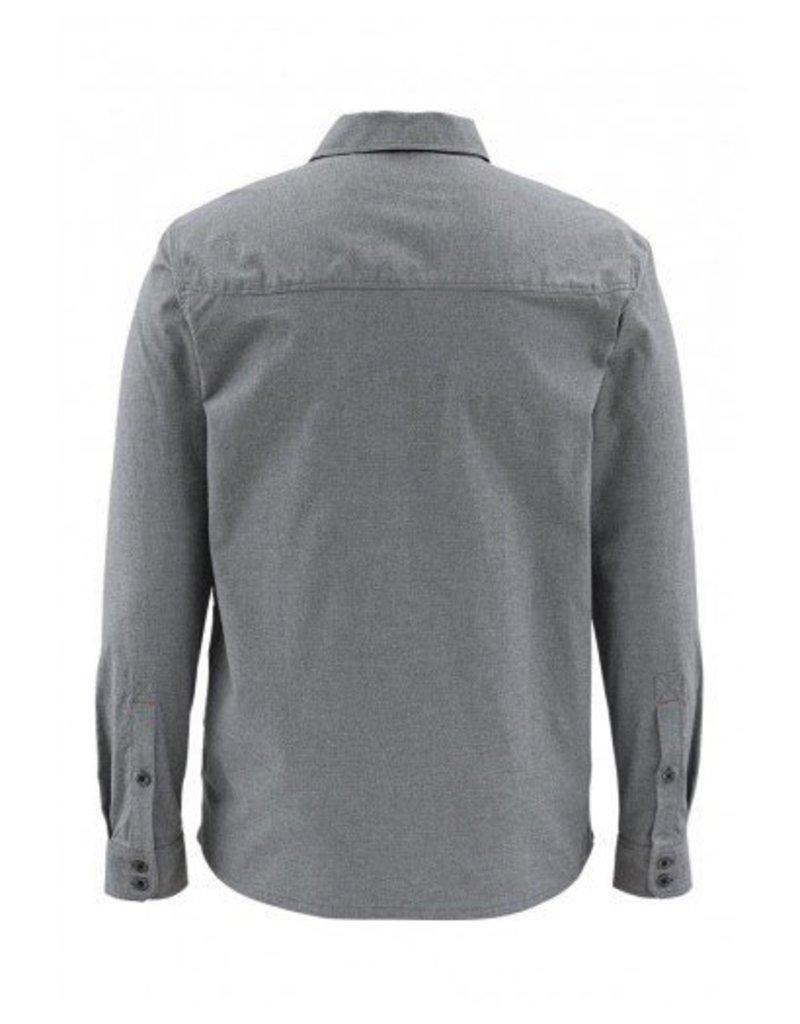 Simms Black's Ford LS Flannel Shirt