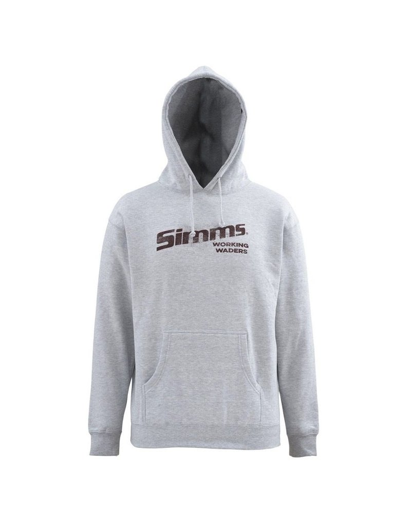 Simms Working Waders Hoody