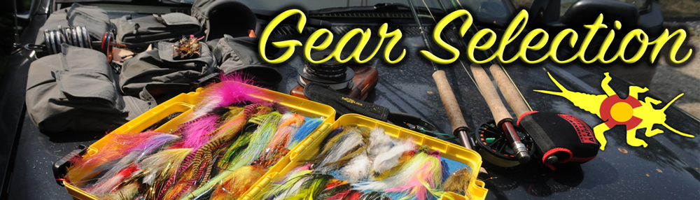 Learn Gear Selection with Royal Gorge Anglers