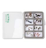 Orvis super slim Vest Pocket Flybox 8 comp