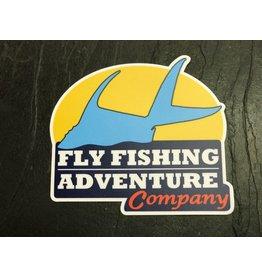 Fly Fishing Adventure Company Sticker