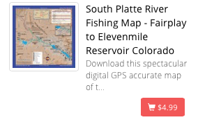 South Platte River Spinney (Fairplay to Elevenmile)
