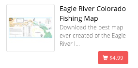 Eagle River Map