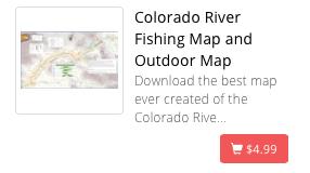 Digital River Maps - Royal Gorge Anglers