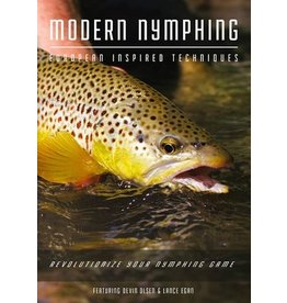 Modern Nymphing: European Inspired Techniques DVD